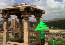 Green Lantern Explores Hampi