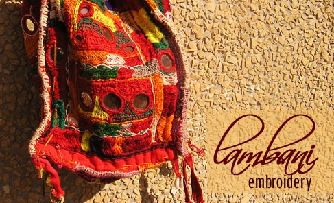 Lambani Crafts at Hampi