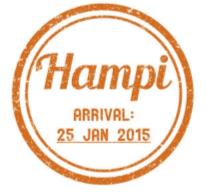 GHR - Hampi 2015
