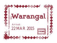 GHR - Warangal 2015