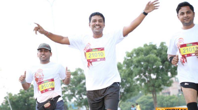 Udaipur Run Report