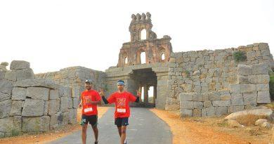 Take Run Vacations. Travel across India.