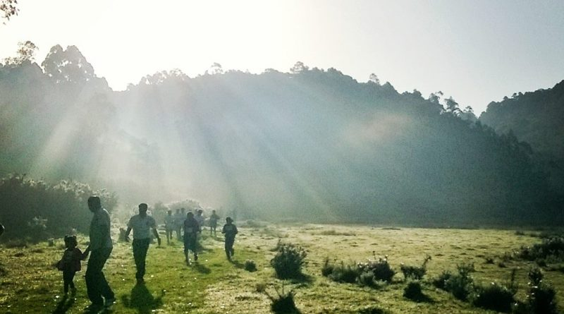 My Ooty Experience: The Land of Misty Mountain Top