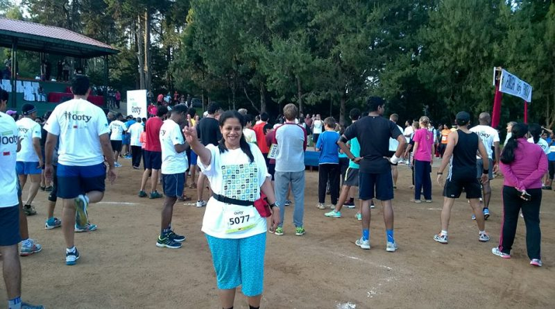 My First Run: Go Heritage Run in Ooty