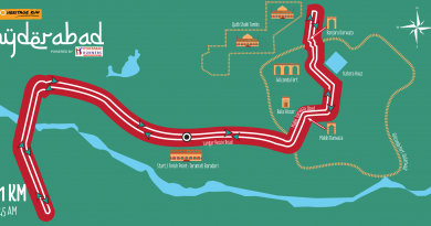 All you need to know about your Hyderabad run routes