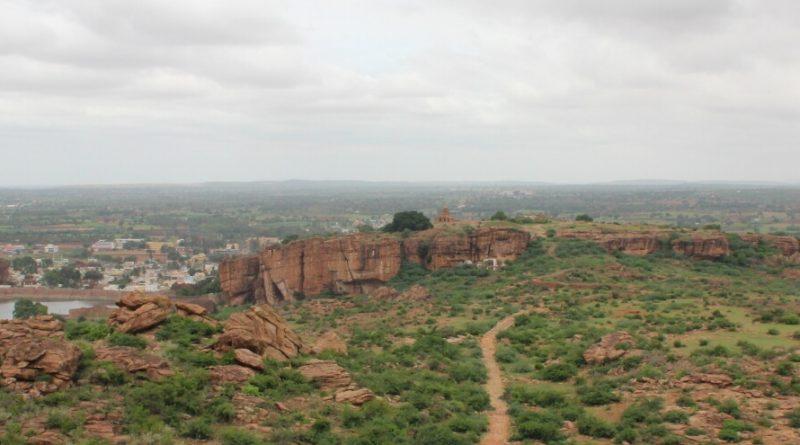 badami landscape