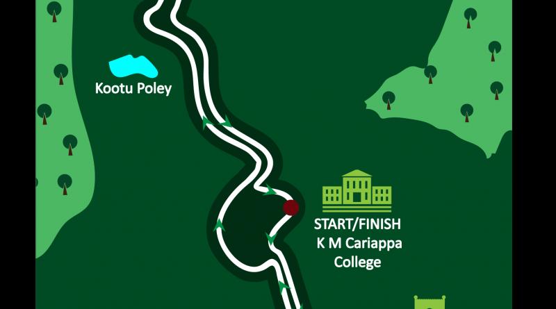 coorg routemap 21k