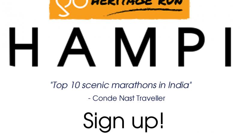 Sign up – Go Heritage Run – Hampi