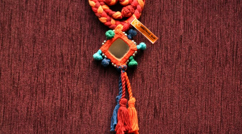 Lambani Souvenir – GHR Hampi Finisher Medal