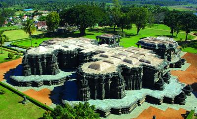 Hoysaleswara Temple, Halebeedu