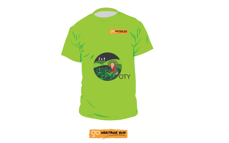 Ooty Run T-shirt