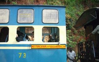 Ooty Coonoor Train