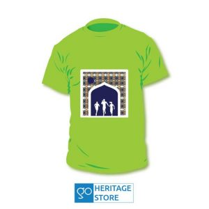 Hyderabad Golconda Fort Running T-shirt