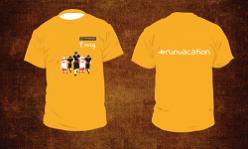Coorg 2017 run t-shirt