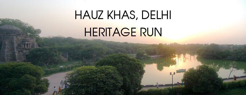Hauz-Khas-Park-Heritage-Run