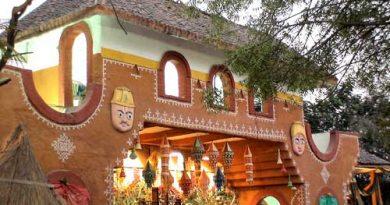 Shilparamam: A Raw Bite of Indian Culture