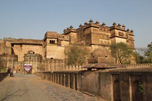 Orchha-Fort