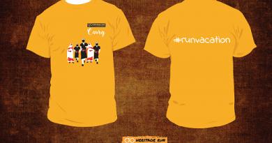 GHR Coorg 2017 Run T-shirt