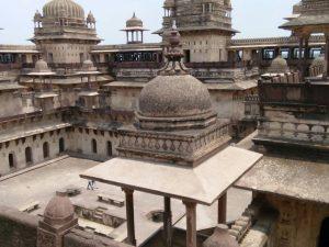 Jehangir-Mahal-Orchha