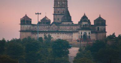 Laxminarayan-Temple-Orchha