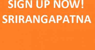 Sign Up – Go Heritage Run Srirangapatna
